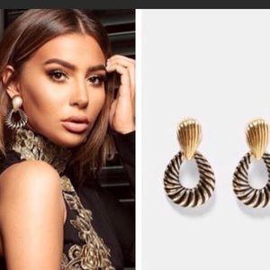 Zara Clip Earrings